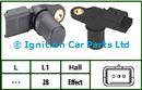 PDTS0348 DACIA LOGAN LOGAN MCV Camshaft Position Sensor  - New supplied by ULTRA SPARK